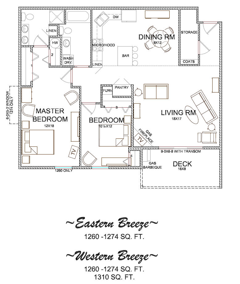 Floor plans of condos for rent or lease in longview wa for Basic home floor plans