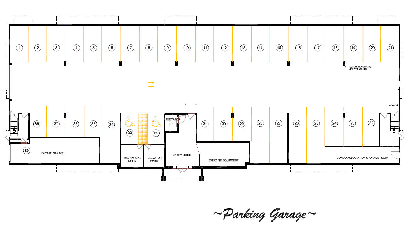 Floor plans of condos for rent or lease in longview wa for Custom building plans